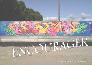 encourager